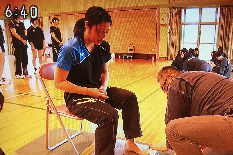 数多くのプロスポーツ選手も愛用している丸五の足袋